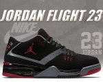 NIKE JORDAN FLIGHT 23 blk/g.red-c.gry-wht【正規品】【送料無料】