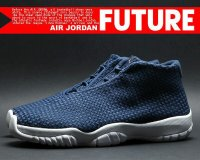NIKE AIR JORDAN FUTURE m.nvy/wht【正規品】【送料無料】