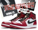 NIKE AIR JORDAN 1 HIGH THE RETURN v.red/blk-wht【正規品】【送料無料】