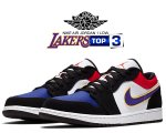 NIKE AIR JORDAN 1 LOW 1991 NBA FINALS black/field purple-white cj9216-051 スニーカー AJ1 LAKERS TRAIL BLAZERS SEATTLE SONICS PHOENIX SUNS日本正規品 【交換送料無料】