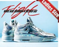 NIKE AIR JORDAN 4 RETRO PEARL GG l.bone/l.bone-cannon日本正規品 【交換送料無料】