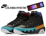 NIKE AIR JORDAN 9 RETRO Dream It Do It black/university red 302370-065 スニーカー AJ IX FLIGHT NOSTALGIA【正規品】【送料無料】
