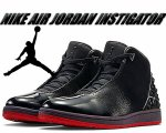 NIKE AIR JORDAN INSTIGATOR blk/gym red【正規品】【送料無料】