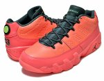 NIKE AIR JORDAN 9 RETRO LOW b.mango/hasta-g.grn日本正規品 【交換送料無料】