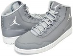 NIKE AIR JORDAN EXECUTIVE coolgray/wlfgray-wht日本正規品 【交換送料無料】