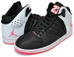 NIKE JORDAN 1 FLIGHT 4 PREM blk/infra red 23-pr platinum【正規品】【送料無料】