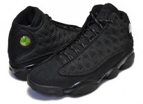 "NIKE AIR JORDAN 13 RETRO ""BLACK CAT"" blk/anthraciteblk【正規品】【送料無料】"