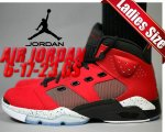NIKE AIR JORDAN 6-17-23 GS gym red/blk-pr pltnm-wht【正規品】【送料無料】