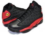 "NIKE AIR JORDAN 13 RETRO ""BRED"" black-true red-white日本正規品 【交換送料無料】"