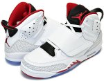 NIKE JORDAN SON OF MARS BG wht/gym red-blk【正規品】【送料無料】
