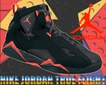NIKE JORDAN TRUE FLIGHT blk/infrared 23-anthracite【正規品】【送料無料】