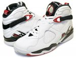 "NIKE AIR JORDAN 8 RETRO ""ALTERNATE"" wht/gym red-blk-w.gry日本正規品 【交換送料無料】"