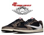 NIKE AIR JORDAN 1 LOW OG SP TRAVIS SCOTT black/sail-dark mocha cq4277-001 AJ1 メンズ【正規品】【送料無料】
