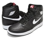 "NIKE AIR JORDAN 1 RETRO HIGH OG ""YIN YANG"" blk/wht-blk日本正規品 【交換送料無料】"