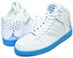 NIKE JORDAN 1 FLIGHT 4 PRE white/univversity blue-white【正規品】【送料無料】