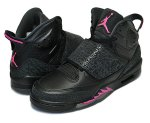 NIKE JORDAN SON OF MARS GG blk/hyper pink-anthracite【正規品】【送料無料】