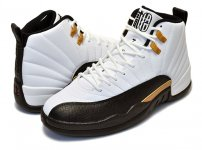 "NIKE AIR JORDAN 12 RETRO ""CHINESE NEW YEAR"" white/black-varsity red-l.orewood brown日本正規品 【交換送料無料】"