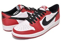 "NIKE AIR JORDAN 1 RETRO LOW OG ""Chicago"" v.red/blk-wht日本正規品 【交換送料無料】"