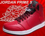 NIKE JORDAN PRIME 5 gym red/blk-wht【正規品】【送料無料】